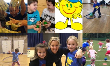 10% off Playball Camps this May half term