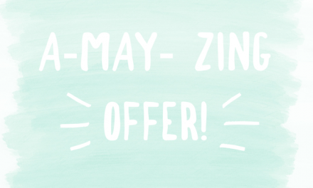 A-May-ZING Offer