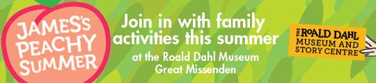 Roald Dahl Summer 2019