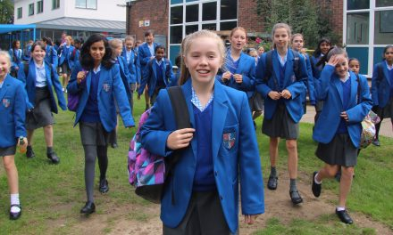 Prepping your child for the big move to secondary school!