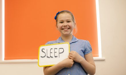 Power Up for Learning with a Good Night's Sleep