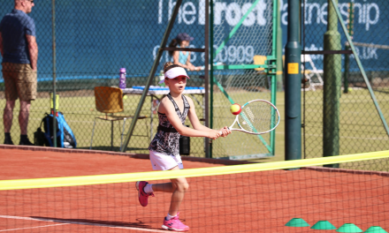 EARLY BIRD DISCOUNT – HALF TERM TENNIS CAMPS!