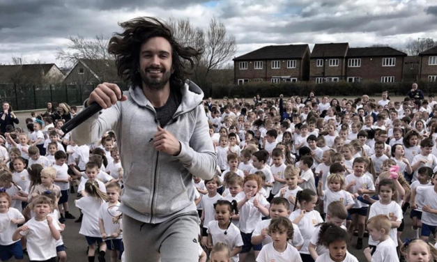 The Body Coach Joe Wicks is launching live daily PE sessions