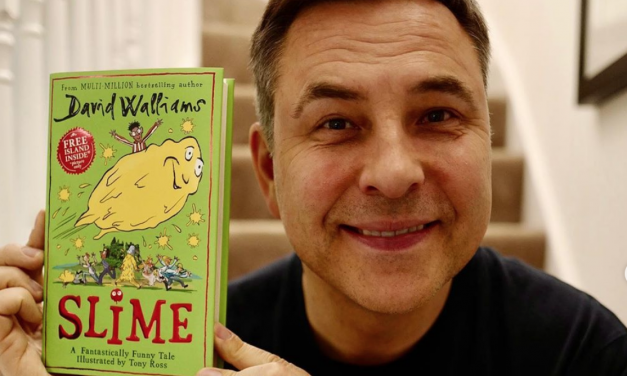 David Walliams – free children's audio story every day for the next month