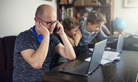Work, Home-School, Lockdown…All a bit much?