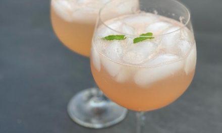 Gin Paloma Cocktail