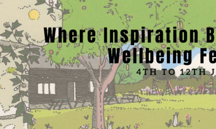 The Where Inspiration Blooms Wellbeing Festival