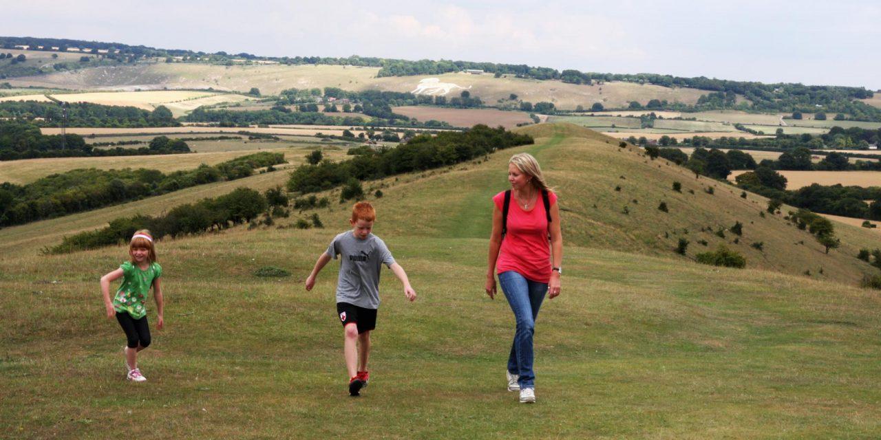 23 socially distance friendly walks