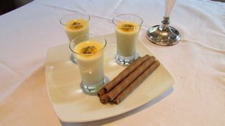 CG dessert