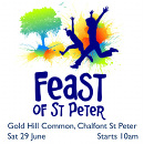 Chalfont St Peter Feast Day – 29th June 2013