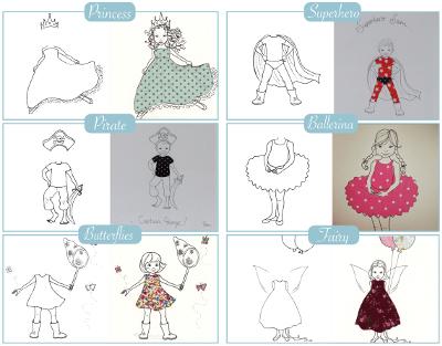 Rachel TEMPLATE designs