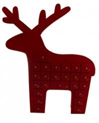 Advent reindeer