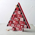 Advent wooden