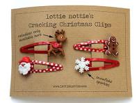 Lottie Nottie hair clips 6.50