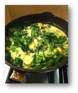 Thai Style Prawn Curry by Sarah Liveing of Walking for Weight Loss