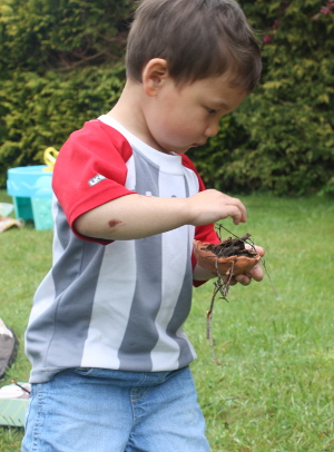 EASTER ACTIVITIES WITH A NATURE TWIST!