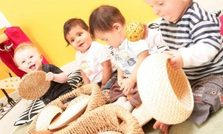 FREE WEEKLY BABY STAY & PLAY GROUP – CHESHAM BOIS