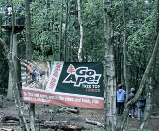 CHILTERN CHATTER GO APE
