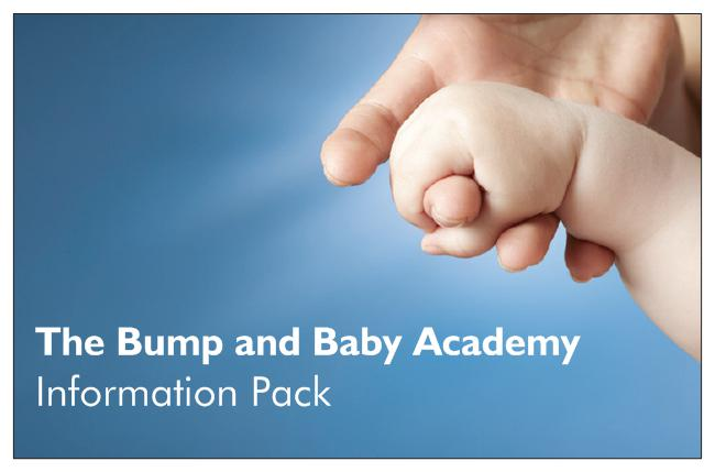 THE BUMP AND BABY ACADEMY LAUNCHES IN THE CHILTERNS