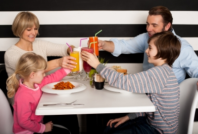 Take the stress out of family outings