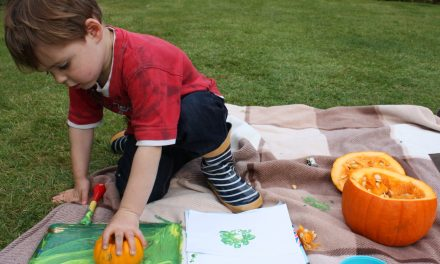 Half Term Pumpkin Fun