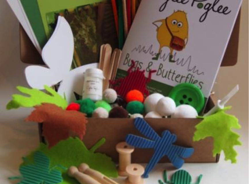 OGLEE POGLEE LAUNCHES NEW CRAFT BOXES FOR CHILDREN