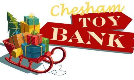 CHESHAM CHRISTMAS TOY BANK