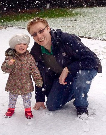 A Dad's View – Winter fun on our doorstep