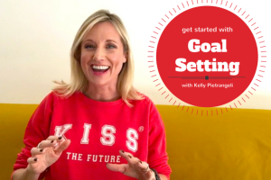 GOAL SETTING FOR BUSY MOTHERS