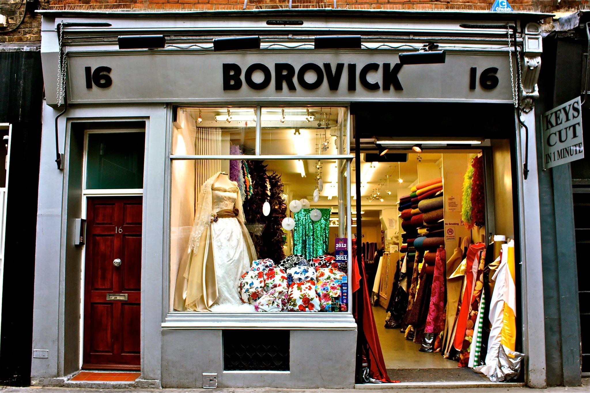BorovickFabrics