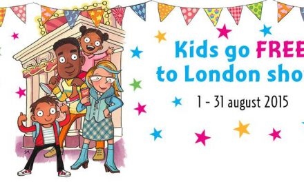 KIDS GO FREE TO TOP LONDON THEATRE SHOWS