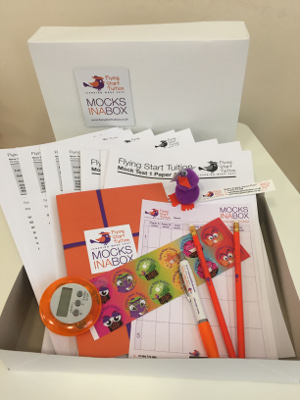 Mocks in a Box – Eleven Plus practice at home