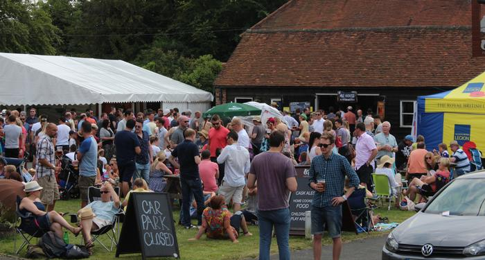 PROBABLY THE BIGGEST AND BEST BEER FEST IN THE CHILTERNS
