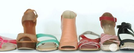 Avoid the awful summer sandal shame this year and proudly show off your happy feet!