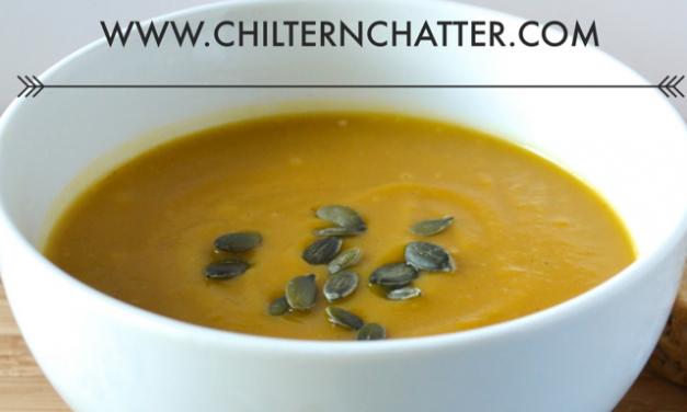 Warming Pumpkin Soup