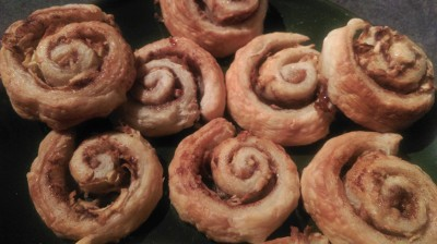 Apple & Cinnamon Swirls