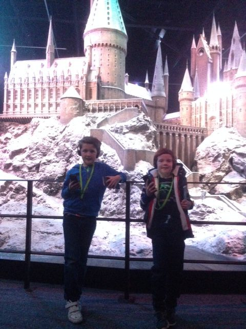 TOP TIPS FOR VISITING THE HARRY POTTER STUDIO TOUR