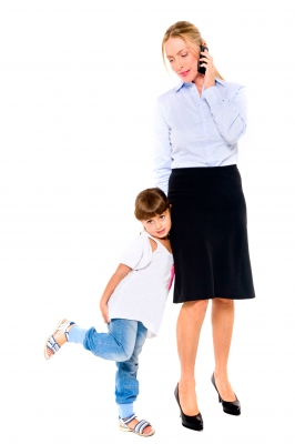 Feel great, not guilty about being a working mum