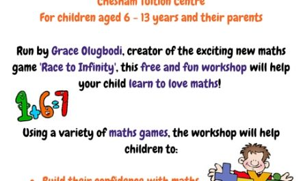 FREE Maths Workshop!