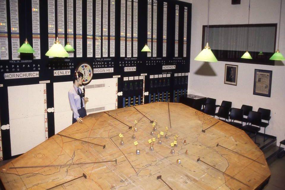 VISIT THE BATTLE OF BRITAIN BUNKER – RAF UXBRIDGE