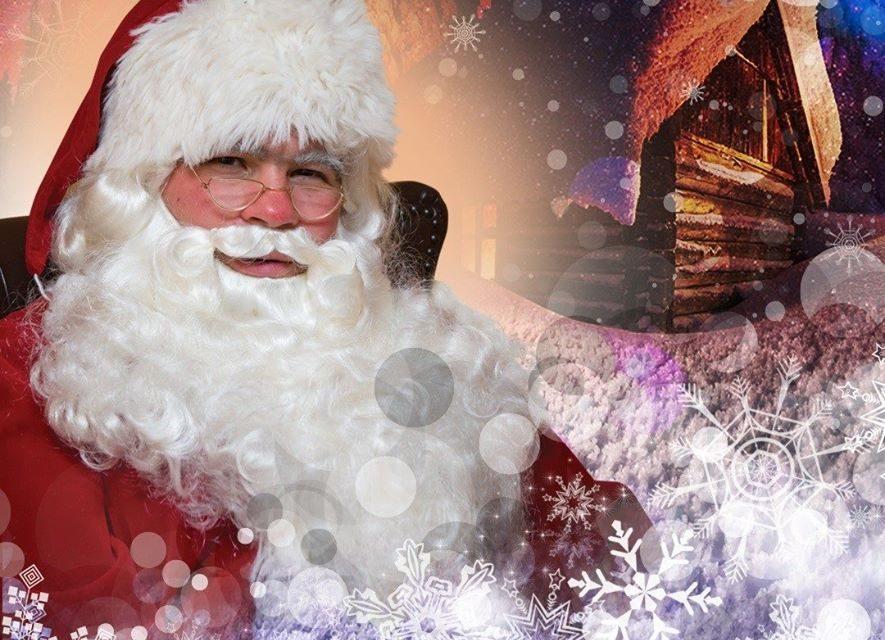 Where's Santa 2016