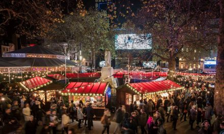 TOP 10 FESTIVE DAYS OUT