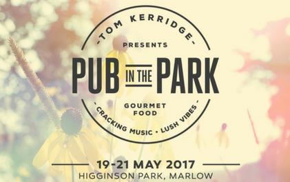 TOM KERRIDGE PRESENTS PUB IN THE PARK
