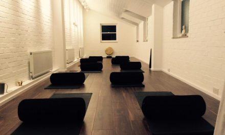 NEW YOGA STUDIO LAUNCHES IN CHALFONT ST GILES