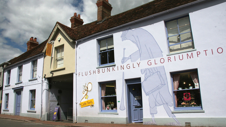 EXPLORE: ROALD DAHL MUSEUM & COUNTRYSIDE TRAIL