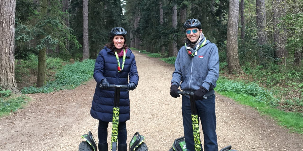 EXPLORE: FOREST SEGWAY EXPERIENCE