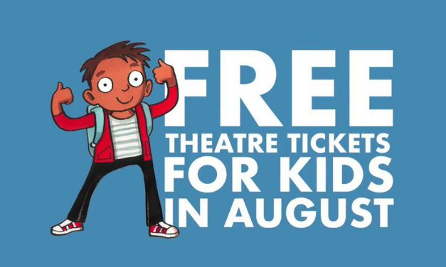 KIDS WEEK: KIDS GO FREE TO TOP LONDON THEATRE SHOWS