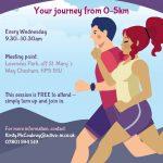 Beginners Jogging Chesham New