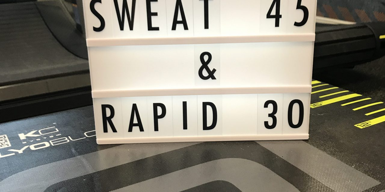 REVIEW: RAPID 30 AT TARGET TRAINING CLUB