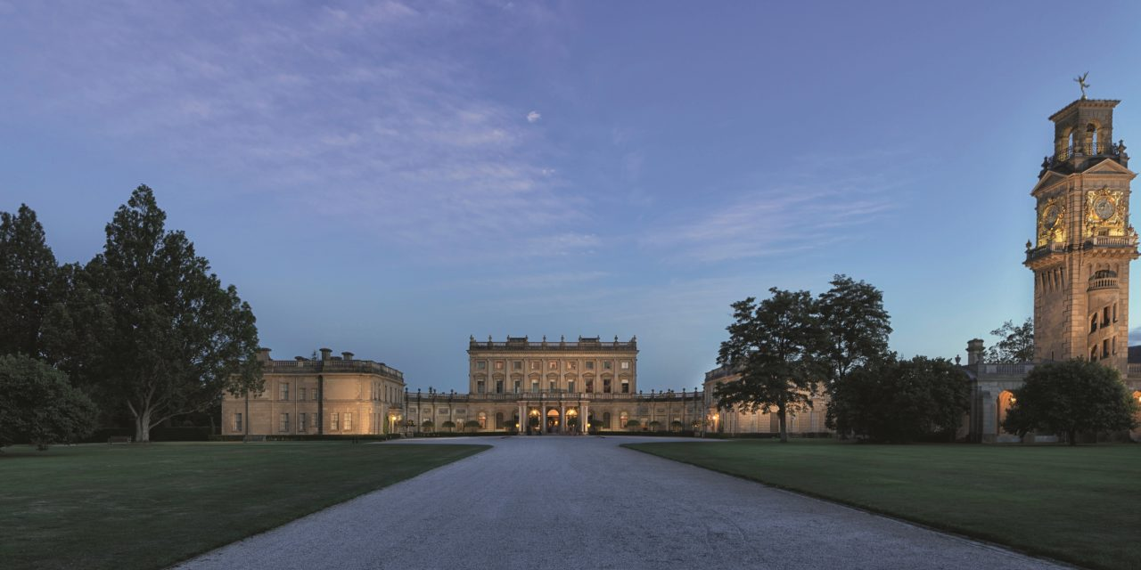 ANNOUNCING THE INAUGURAL CLIVEDEN LITERARY FESTIVAL